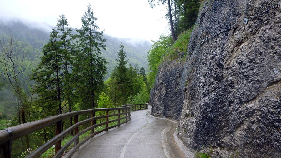 Best cycling trails in Alps