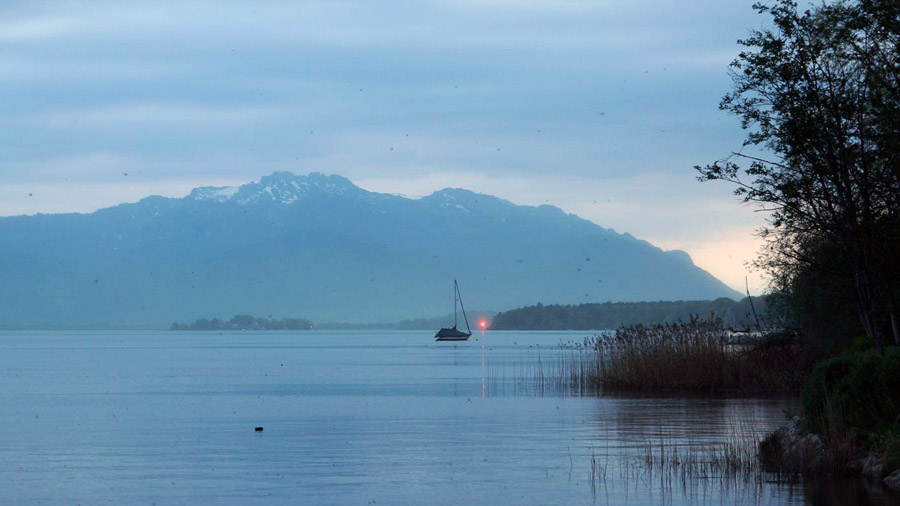 Chiemsee Lake Germany