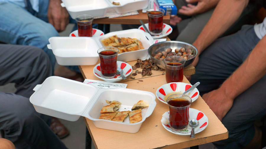 Tea tradition Turkey