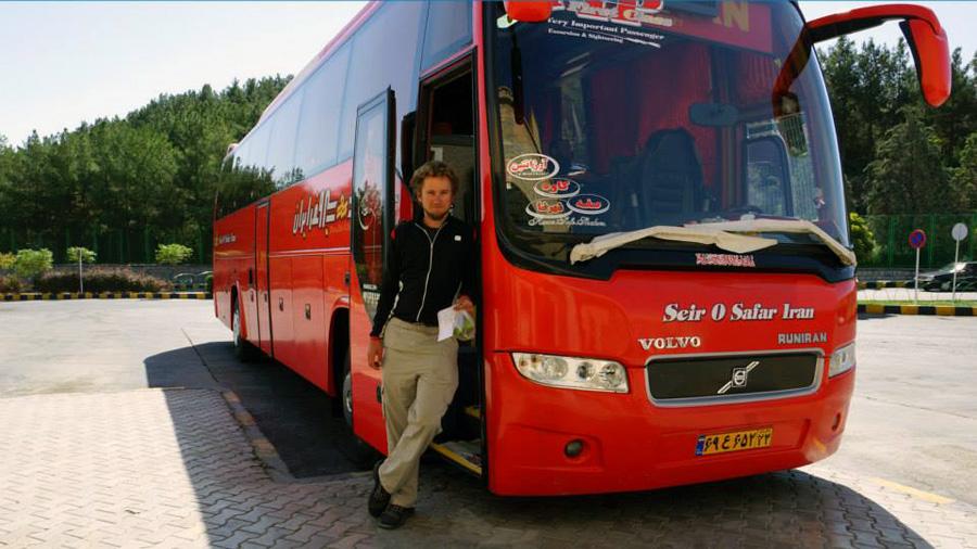 Bus to Teheran Karol