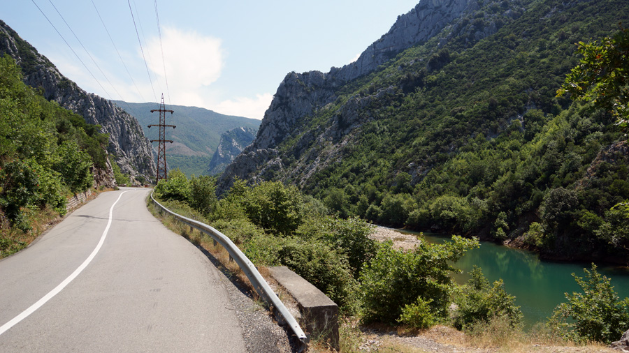 Mountains of Albania