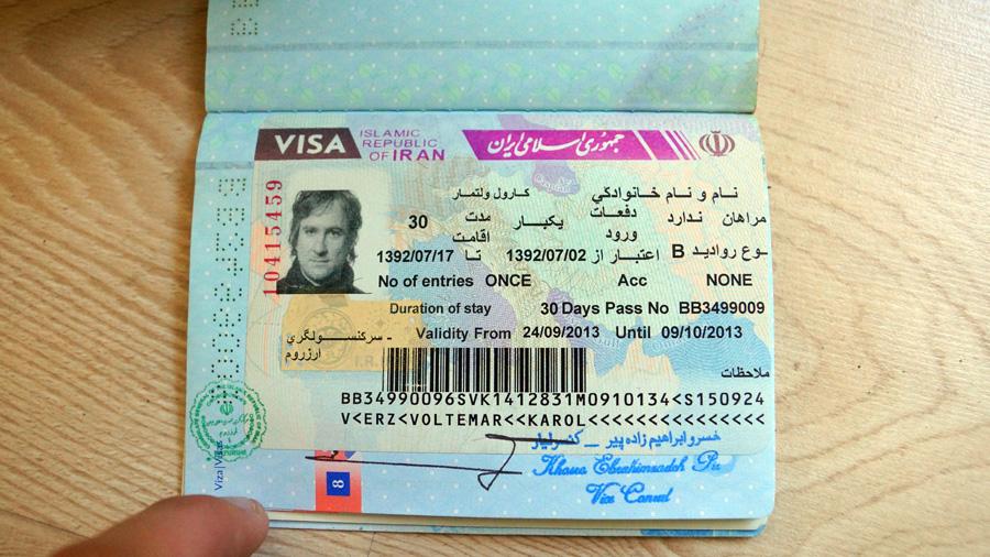 Iranian Visas Turkey