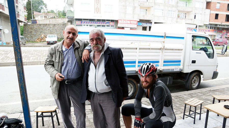 Turkish people and Helmut