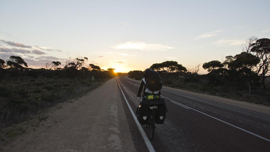 Cycling Across Australia